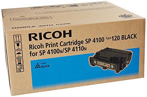 Ricoh 406997 Type 120 Black Toner for SP 4100N, 4100N-KP, 4100SF, 4110N, 4110N-KP, 4110SF, 4210N, 4310N