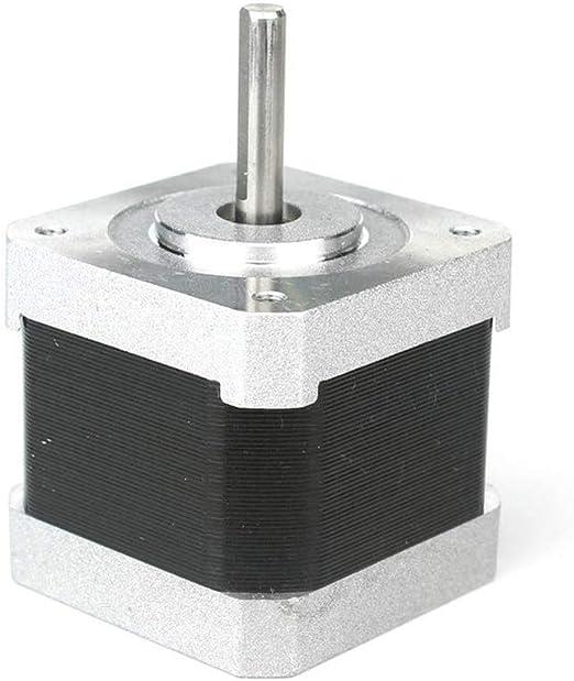 3D Impresora 0.45nm 42 Paso a Paso 2 Fase 42x42x40mm Par, Potencia ...