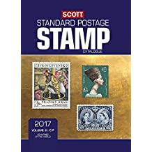 Scott 2017 Standard Postage Stamp Catalogue, Volume 2: C-F: Countries of the World C-F