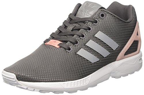 Basses Sneakers Flux Gris Mt Zx Femme C granit Silver Black Beige Adidas tqE4fwxOw