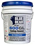 BLUE BEAR 600GL Coatings Remover 5 Gallon by Franmar