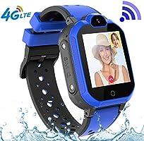 PTHTECHUS GPS Kinder Smartwatch Wasserdicht IPX7