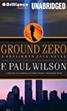 img - for Ground Zero (Repairman Jack Series) book / textbook / text book