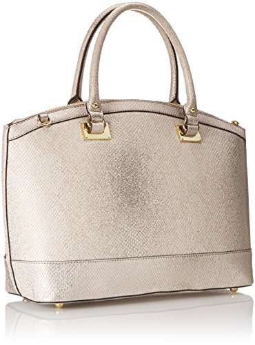 187 Anne Klein New Recruits Croco Dome Satchel Top Handle