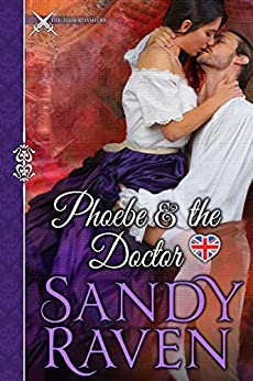 Phoebe and the Doctor: A Caversham-Haberdasher Crossover Book by [Raven, Sandy]