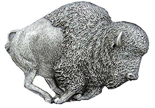 [Buffalo Novelty Belt Buckle] (Buffalo Buckle)