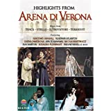 Highlights from Arena di Verona / Kiri Te Kanawa, Rosalind Plowright, Eva Marton
