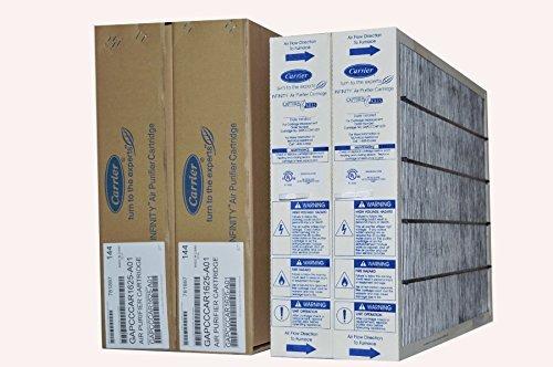 Genuine Carrier Part # GAPCCCAR1625 Size 24 1/2 x 17 1/16 x 3 9/16 MERV 15 by Carrier
