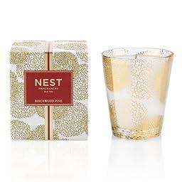 NEST Fragrances Classic Candle- Birchwood Pine , 8.1 oz
