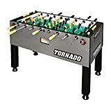 Tornado Tournament T-3000 Foosball Table 3 Goalies