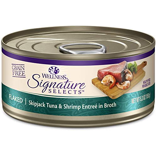 Wellness Core Signature Selects Canned Cat Food