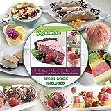 Yonanas 988RD Deluxe Frozen Dessert Maker Premium