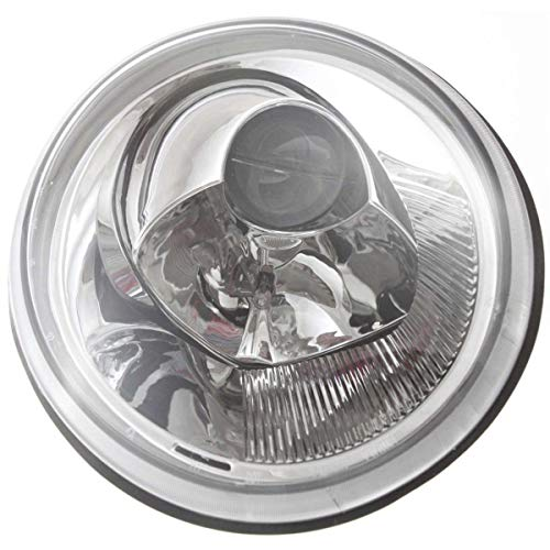 enger Side Head Lamp Assembly For 1998-2005 Volkswagen Beetle VW2503106 ()
