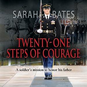 Twenty-One Steps of Courage Audiobook