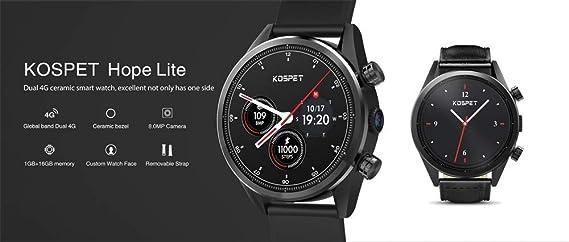 ZGYYDY Pulsera Deportiva Inteligente Dual 4g Smartwatch 1gb ...