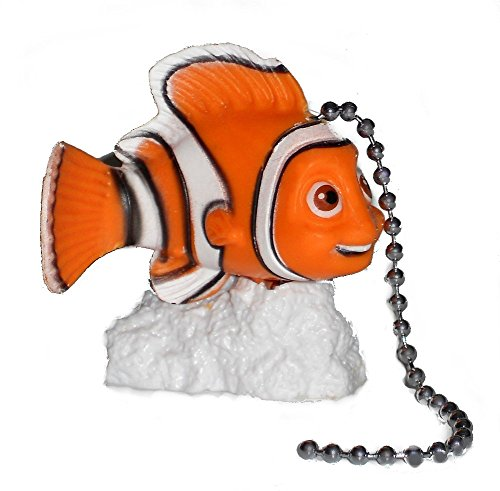 Clown Pull Toy - KNI-FINDING-NEMO-Movie-Assorted-Characters (Nemo)