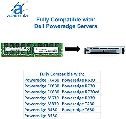 Hynix Original 16GB (1x16GB) Server Memory Upgrade for Dell