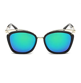 Metal gafas de sol, gafas de sol de moda en Europa y América ...