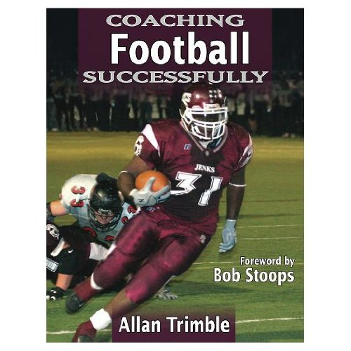 Coaching Football Successfully Trimble (Paperback Book)