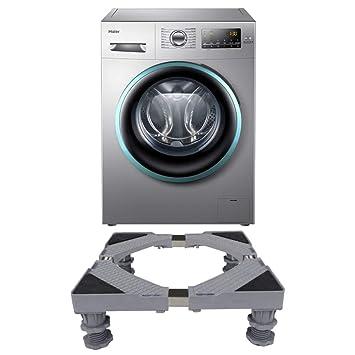 Yjdz Base de electrodomésticos ajustable,Bandeja/Soporte Lavadora ...