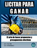 img - for Tecnicas para Licitar: El arte de hacer propuestas y presupuestos efectivos (Spanish Edition) book / textbook / text book