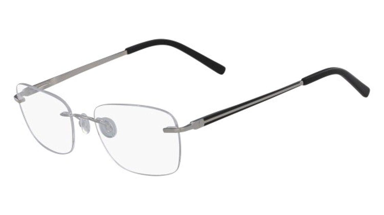 Eyeglasses MARCHON AIRLOCK AL VALOR 046 SILVER