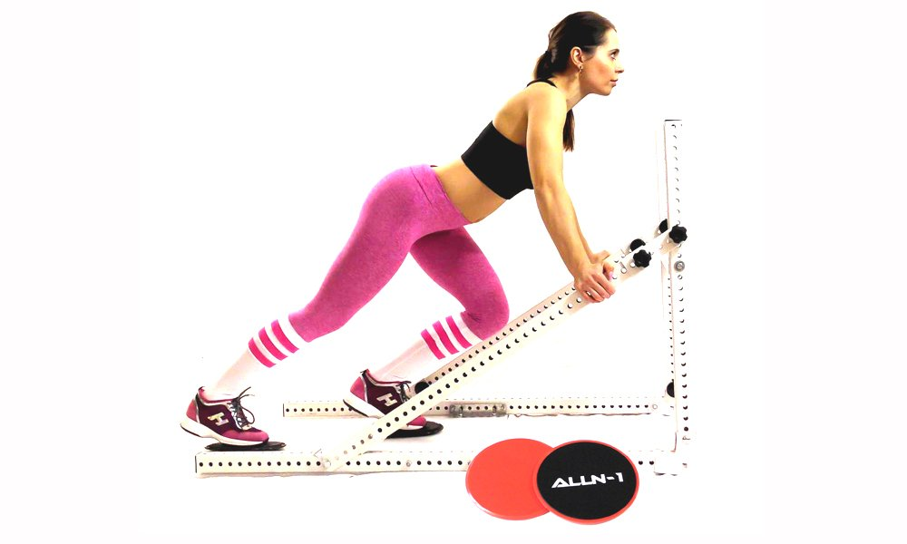 ALLN-1: Cardio Slider (Accessory Option Only) by ALLN-1