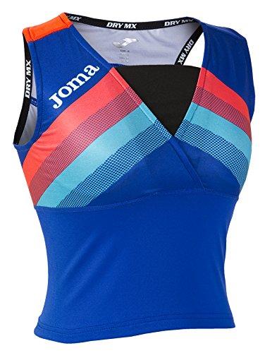 Joma - Top running royal  para mujer Azul