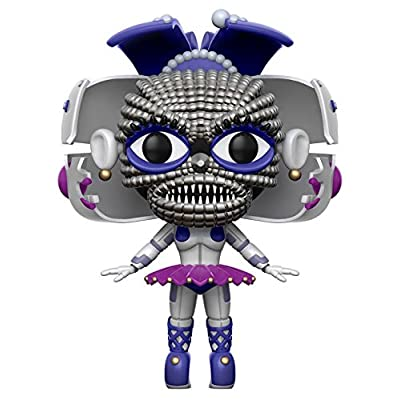 Five Nights at Freddy's Sister Location Ballora Pop! Vinyl Figure Chase Variant: Toys & Games