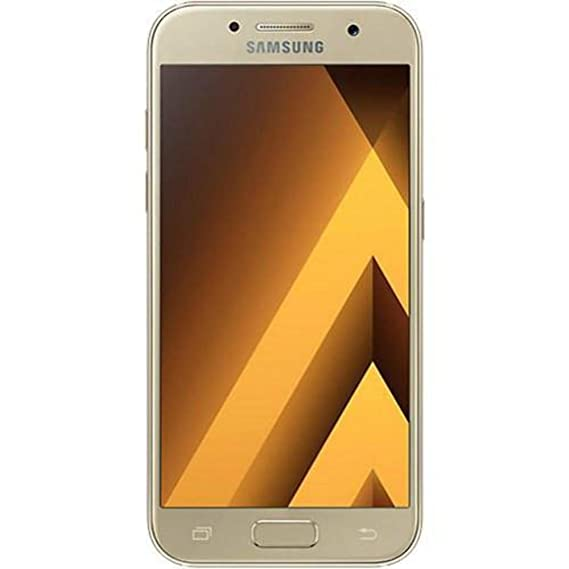Samsung Galaxy A32017 A320f Ds 16gb Gold Sand Gsm Unlocked International Model No Warranty