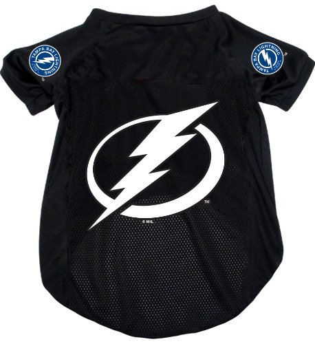 NHL Tampa Bay Lightning Pet Jersey,  Medium