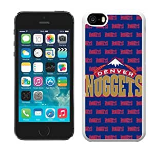 NBA Denver Nuggets Iphone 5c Cover Case For NBA Fans By zeroCase