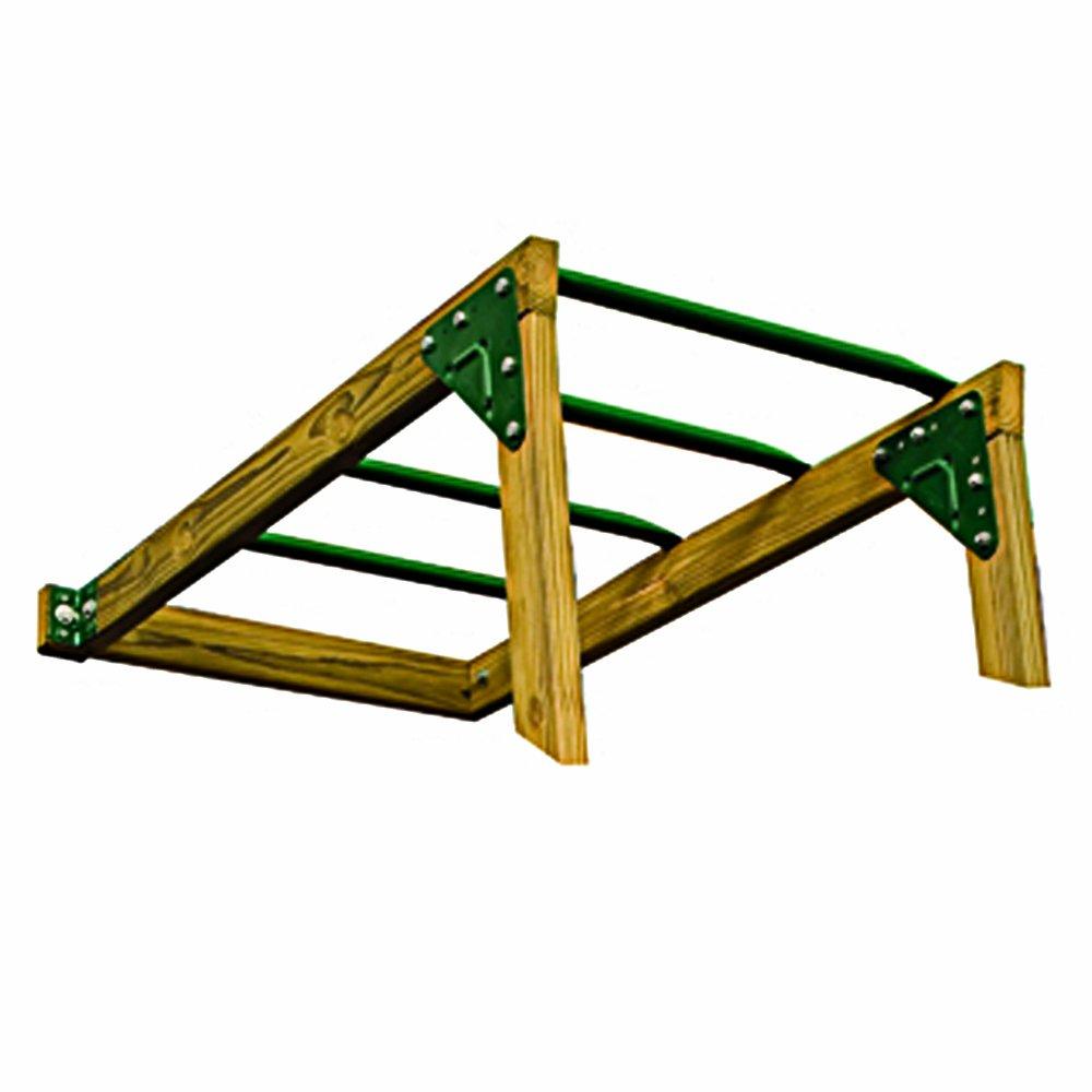 amazon com playstar climbing bar kit playstar toys u0026 games