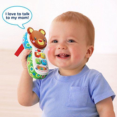 51IE7owvo8L - VTech Baby Peek-a-Bear Baby Phone