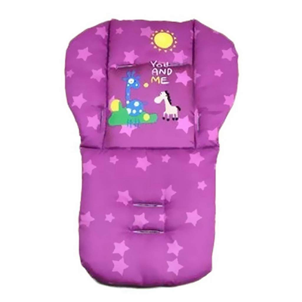 Baby Stroller Seat Cushion Child Cart Pushchair Cotton Thick by Fay Waters