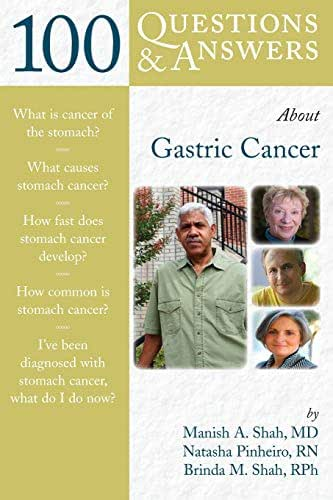 100 Questions  &  Answers About Gastric Cancer (100 Questions and Answers)