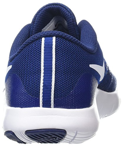 Bambino Gym Blu Indoor Contact Blue Flex Nike Scarpe Blue GS Binary Multisport White 0wI8YFxBq