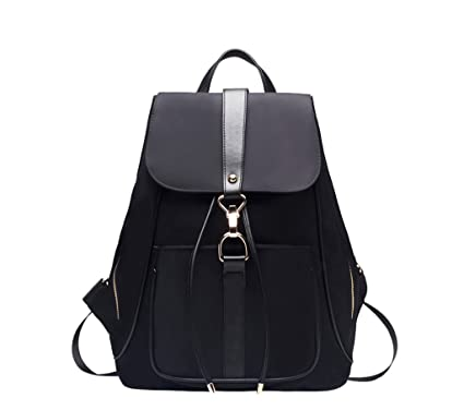 Amazon.com | Gesver Stylish Travel Small Backpack Satchel Purse ...