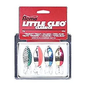 Acme Little Cleo Classic Lure Kit