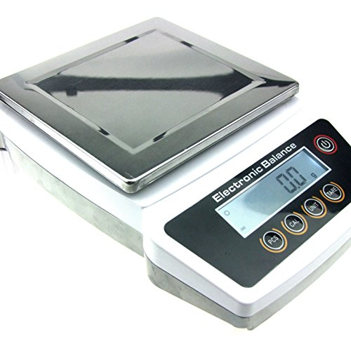JA1001 - 1000g X 100mg Digital Precision Scale by Hardware Factory Store