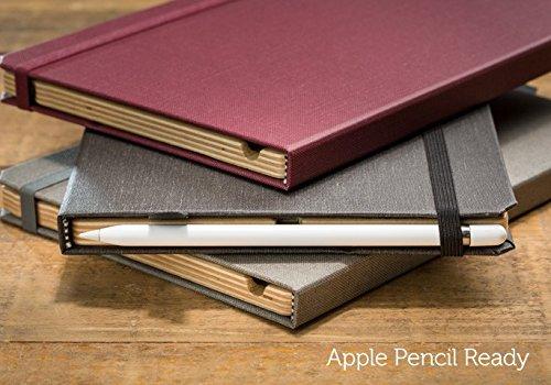 Contega Linen iPad Pro 10.5 Case - Charcoal