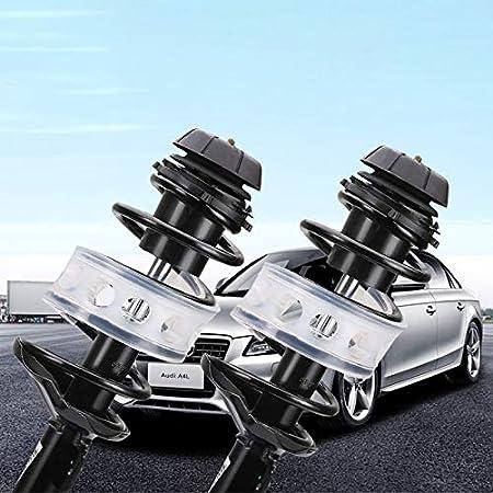 D Model Dishykooker 1Pair Car Buffers Shock Absorber for Car Spring Bumper Power Auto-buffers Springs Bumpers Repair Tool Accessoires