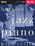 Berklee Jazz Piano: Piano Jazz + CD