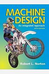 Machine Design (5th Edition) Hardcover