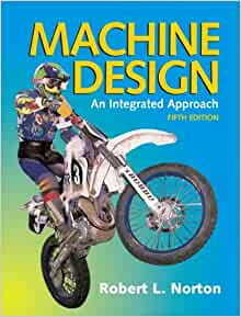 Machine Design An Integrated Approach Th Edition Pdf