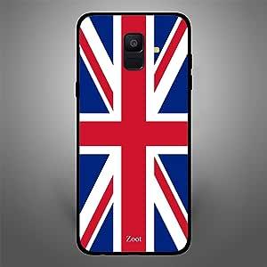 Samsung Galaxy A6 United Kingdom Flag, Zoot Designer Phone Covers