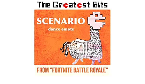 Scenario Dance Emote From Fortnite Battle Royale By The