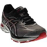 ASICS Men's Gel-Flux 4 Glacier Grey/Silver Vermilion Ankle-High Fabric Running Shoe - 9W
