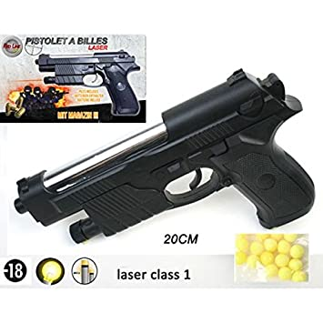 Series Pistola Color Bola 50606 Airsoft Elite 0 Julios 6mm 5 EIDWYe2H9