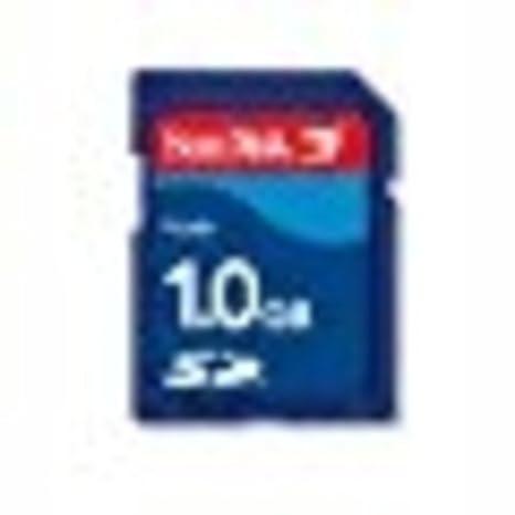 SanDisk SDSDB-1024-A10 Pack de Tarjetas de Memoria SD (2X) de 2 GB Azul